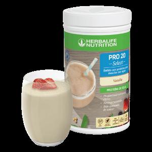 Batido de proteínas PRO 20 Select