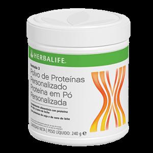 Proteína fórmula 3