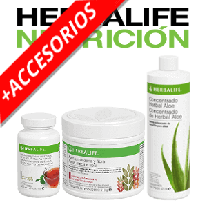 Pack reductor + Accesorios